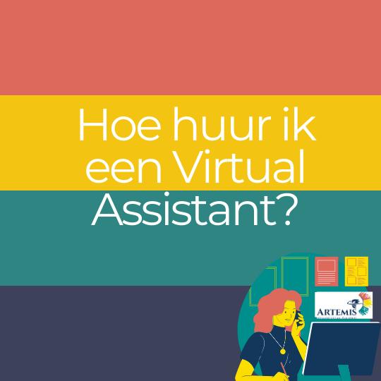 Hoe huur ik een Virtual Assistant?
