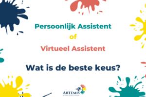Virtueel Assistent vs Persoonlijk Assistent blog