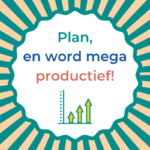 Plan en word mega productief