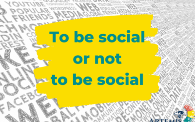 """Dilemma: """"To be social or not to be social?"""""""