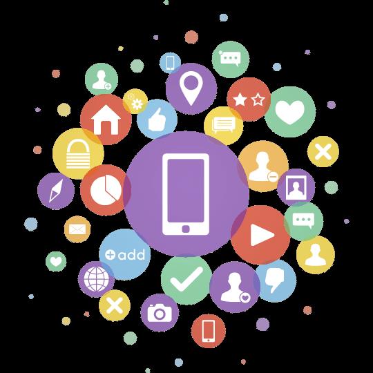 Conent Marketing, Social Media